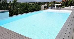 Piscine Liner Blanc : liner blanc 75 100 me pool 75 sur mesure pour piscine enterr e pool pinterest piscine ~ Preciouscoupons.com Idées de Décoration