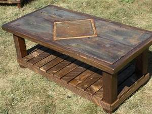 76 best nesting home ideas images on pinterest my for Barn board coffee table