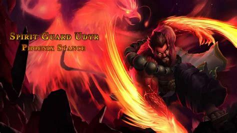 Spirit Guard Udyr Animated Wallpaper - spirit guard udyr animated wallpaper
