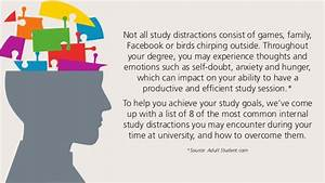How to stay focused on study: 8 internal distractions and ...