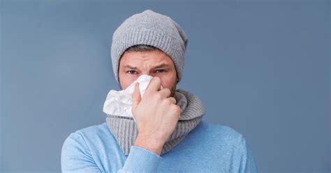 schnupfenarten allergischer schnupfen gelber schnupfen