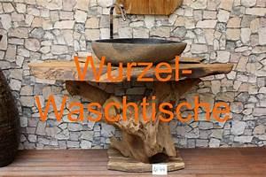 Waschtisch Für Aufsatzwaschbecken Aus Holz : massiver holz waschtisch aus teak f r aufsatzwaschbecken ~ Sanjose-hotels-ca.com Haus und Dekorationen