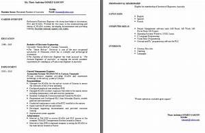 como hacer un curriculum vitae como hacer un curriculum With como hago un resume para trabajo