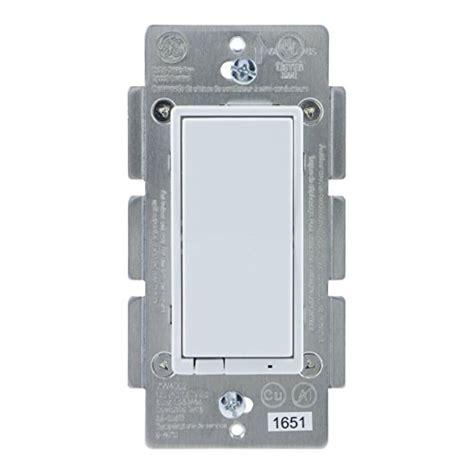 ge z wave plus wireless smart lighting control smart switch z wave ge z wave plus wireless smart fan speed control