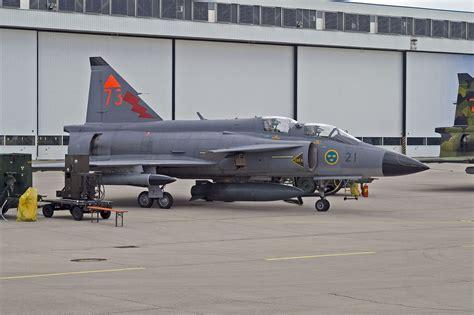 Svenska Flygvapnet - Out of Service: Saab Sk-37E Stör-Viggen