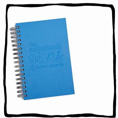 Notebook Supplies Locallove Phrase Spiral Noted