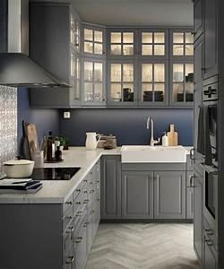 Une cuisine eclairee cuisine ikea 2017 des cuisines for Kitchen cabinets lowes with papier pour carte grise