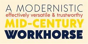 Modern Typefaces Acre Font Fontspring