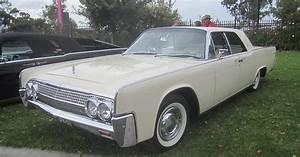 Lincoln Sedans 1963