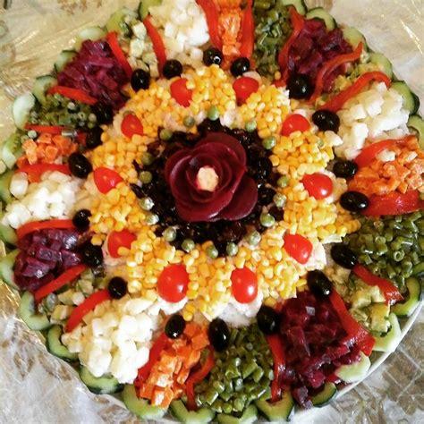 cuisine marocaine salade épinglé par wawa sur salade salades salade