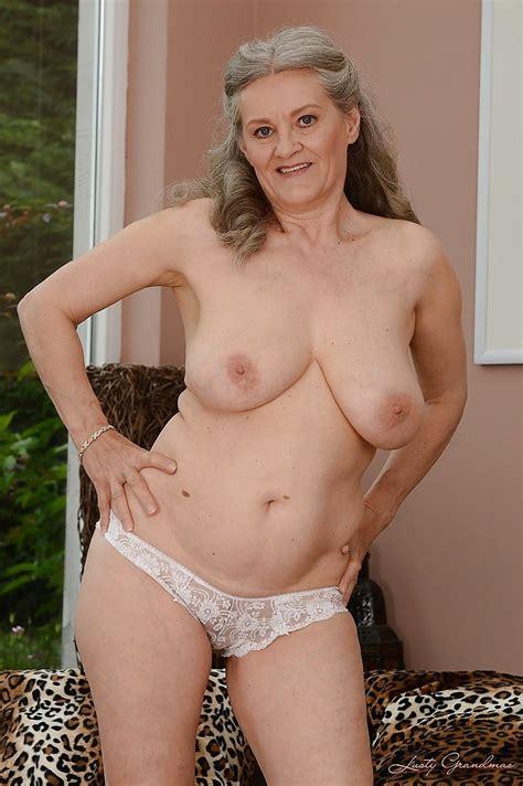 Gray Haired Granny Aliz 34 Pics