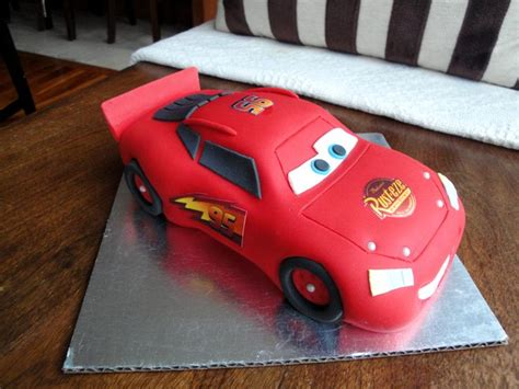 images  mc queen cake  pinterest cars