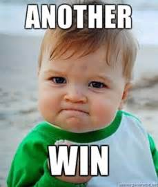Win Meme Baby - the gallery for gt victory baby yes