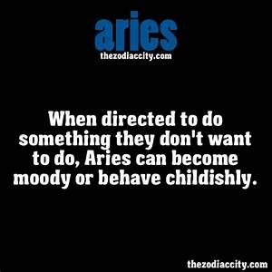 Aries: The BEST zodiac sign • zodiaccity: ZODIAC ARIES ...