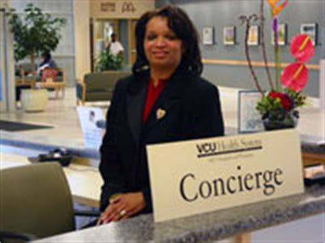 vcu medical center kicks off new concierge program
