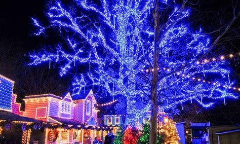 branson christmas an old time christmas silver dollar city