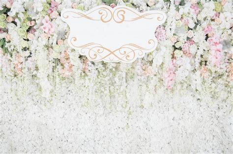 flower background undangan nikah architecture archive