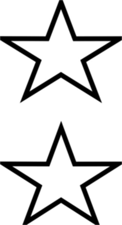 white stars clip art  clkercom vector clip art