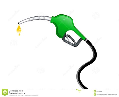 abstract petrol pump icon royalty  stock photography