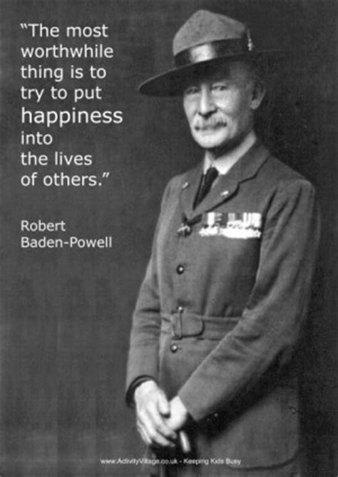 Baden Powell Quotes On Leadership. QuotesGram