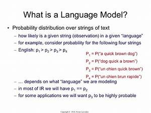 Lm 2 What Is A Language Model