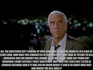 17 Hilarious Le... Great Frank Drebin Quotes