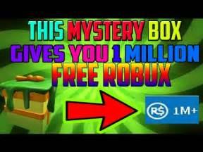 1 Million Robux Roblox