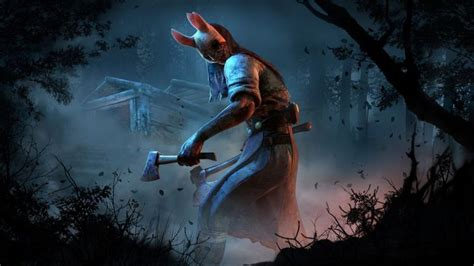 Top Halloween Candy 2017 by Dead By Daylight Introduces New Killer The Huntress In A