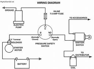Beckett Oil Pump Wiring Diagram