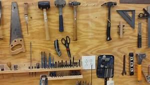 Tool Board Improvement - Lean Tool Storage