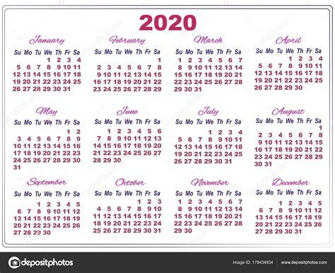 calendario de numeros grandes vetores de stock