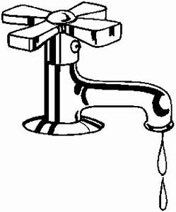 Water depletion clipart black and white