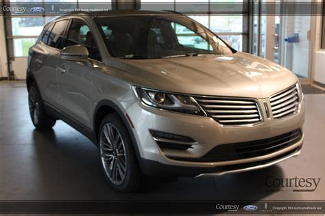 Luxurious New Lincoln Mkc 2015