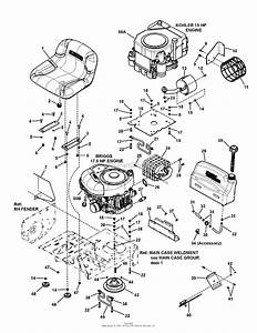 34 Briggs And Stratton 175 Hp Engine Parts Diagram