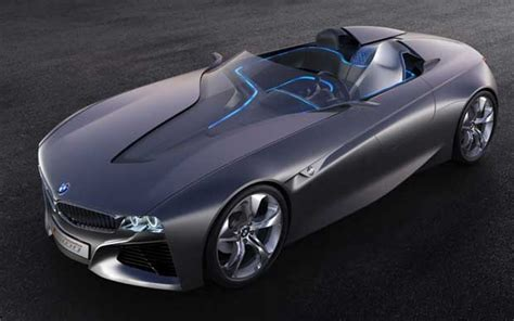 2 Seater Bmw by Futuristic Two Seater Bmw Concept Revealed Telegraph