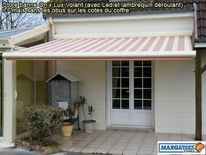 Store Banne Avec Lambrequin : store on 39 x volant avec lambrequin mais sans les obus de coffre ~ Edinachiropracticcenter.com Idées de Décoration