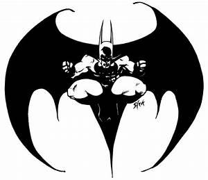c0b4d9791 Batman Tattoo Design by lordkai on DeviantArt