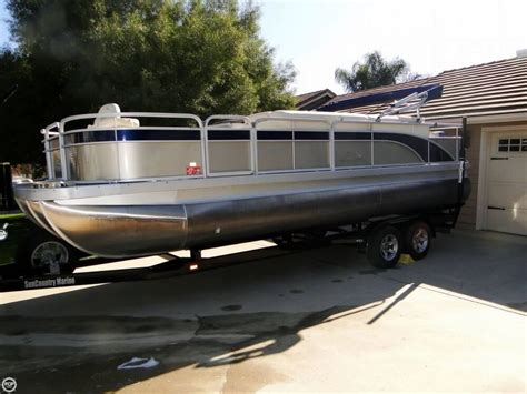 Tritoon Boats For Sale Used by 2014 Used Bennington Sfx 24 Tritoon Pontoon Boat For Sale
