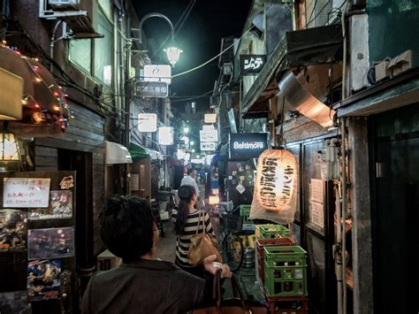Tiny Bar by Golden Gai The Coolest Bars On The Planet