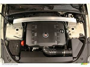 2010 Cadillac Cts 4 3 6 Awd Sedan 3 6 Liter Di Dohc 24
