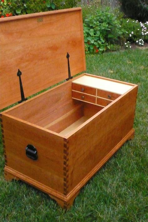 hope chest finewoodworking
