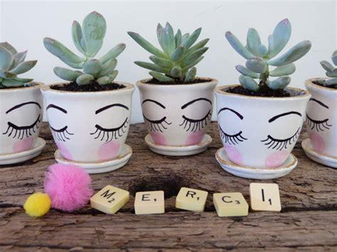 cadeau pour pot de depart pot de d 233 part mini succulentes pour dire merci couture turbulences