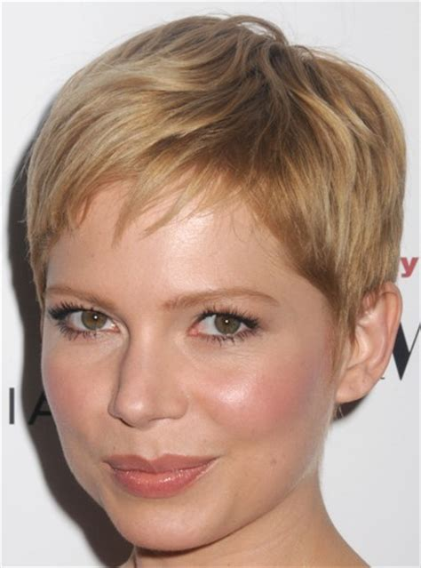 Michelle Williams Hairstyles   Careforhair.co.uk