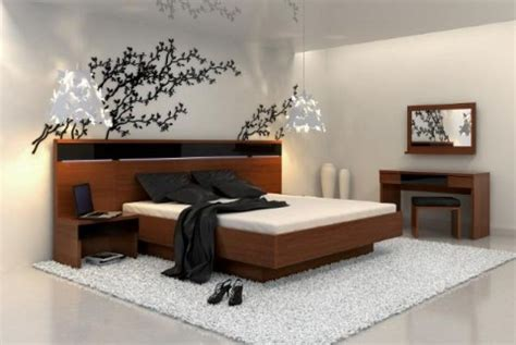 japanese themed ideas  create  simple bedroom house