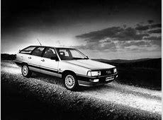 AUDI 200 Avant 1985, 1986, 1987, 1988, 1989, 1990, 1991