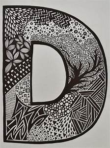D Art Design : letter d sharpie art sf my marker art and doodles ~ A.2002-acura-tl-radio.info Haus und Dekorationen