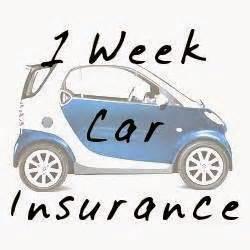 Car Insurance For A Week Only - BadDrivingCarInsurance's blog