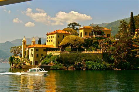 Loveisspeed The Villa Del Balbianello Is A Villa