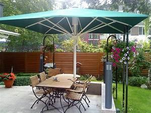 www sonnenschirme de casa di campo andernach With französischer balkon mit sonnenschirm gross gastronomie