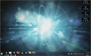Windows 7 Animated Wallpapers Space